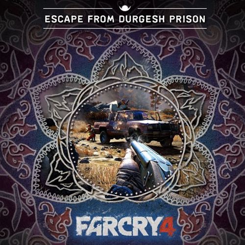 Buy Far Cry 4 Escape from Durgesh Prison CD Key Compare Prices
