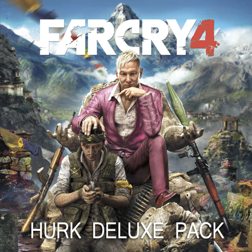 Buy Far Cry 4 Hurk Deluxe Pack CD Key Compare Prices