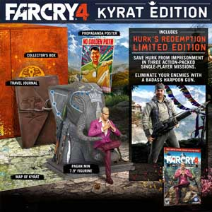Buy Far cry 4 Kyrat Edition Xbox 360 Code Compare Prices