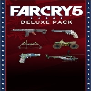 Far Cry 5 Deluxe Pack
