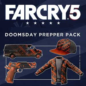 Buy Far Cry 5 Doomsday Prepper Pack CD KEY Compare Prices