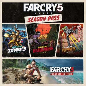 Buy Far Cry 5 Season Pass Xbox One Compare Prices
