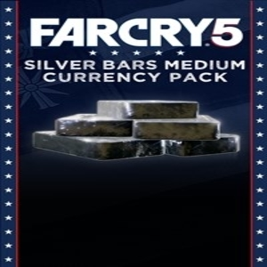 Buy Far Cry 5 Silver Bars Medium Pack PS4 Compare Prices