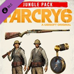 FAR CRY 6 JUNGLE EXPEDITION PACK