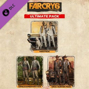 Far Cry 6 Ultimate Pack