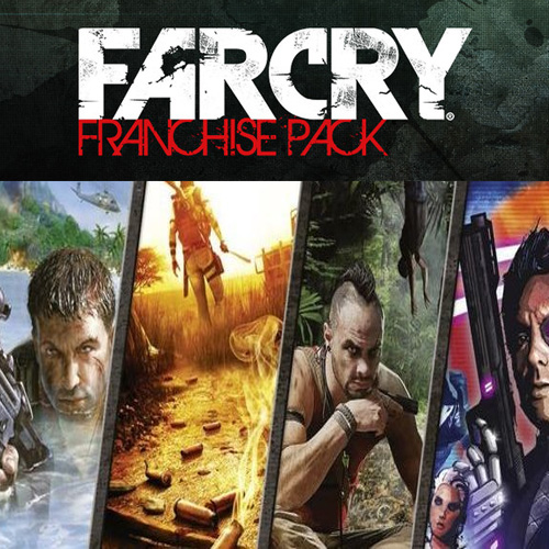 Buy Far Cry Franchise CD Key Compare Prices