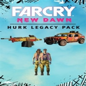 Far Cry New Dawn Hurk Legacy Pack