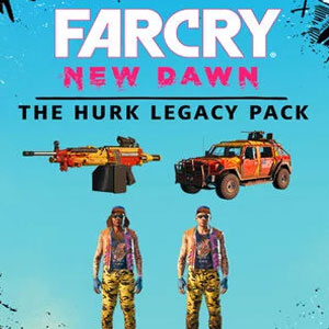 Buy Far Cry New Dawn Hurk Legacy Pack CD KEY Compare Prices
