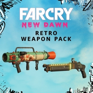 Far Cry New Dawn Retro Weapons Pack
