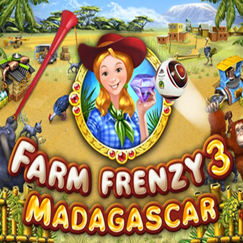Buy Farm Frenzy 3 Madagascar CD Key Compare Prices