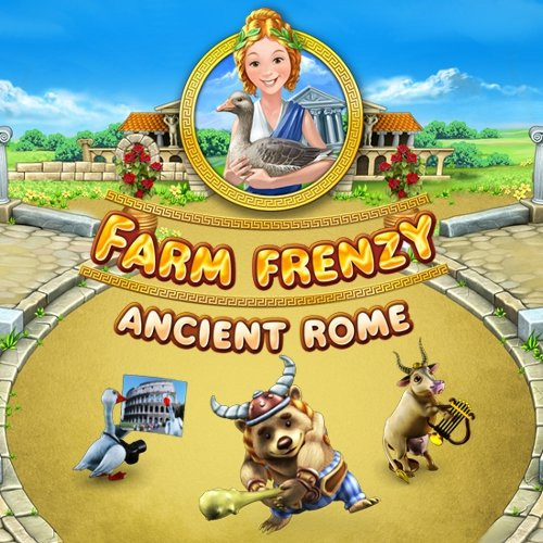 Buy Farm Frenzy Ancient Rome CD Key Compare Prices