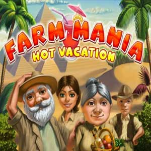 Buy Farm Mania Hot Vacation CD Key Compare Prices