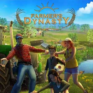 Buy Farmer's Dynasty PS4 Game Code Compare Prices