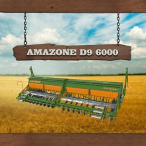 Buy Farmer's Dynasty Amazone D9 6000 Nintendo Switch Compare Prices