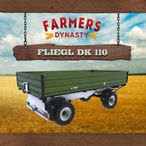 Farmer's Dynasty Fliegl DK 110 88