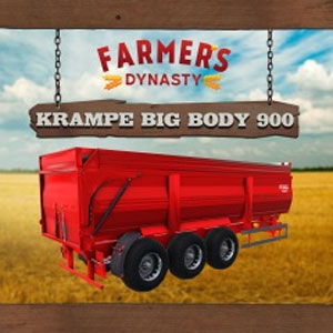 Farmer's Dynasty Krampe Big body 900