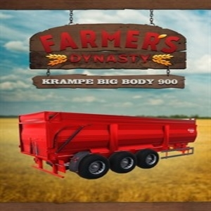 Farmer's Dynasty Krampe Big body 900