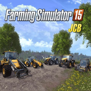 Farming Simulator 15 JCB