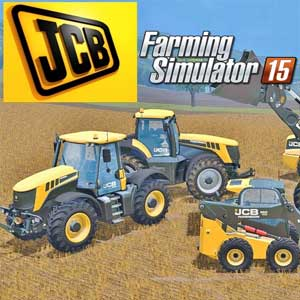 Farming Simulator 15 - JCB
