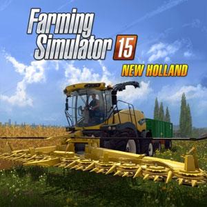 Farming Simulator 15 New Holland
