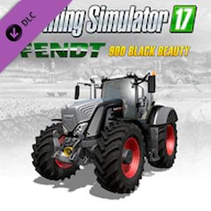 Farming Simulator 17 Fendt 900 Black Beauty