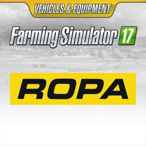Farming Simulator 17 ROPA Pack