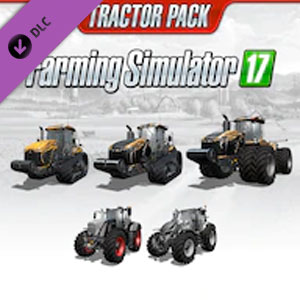 Farming Simulator 17 Tractor Pack