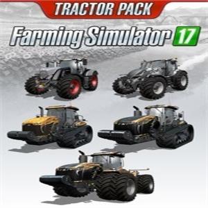 Farming Simulator 17 Tractor Pack DLC