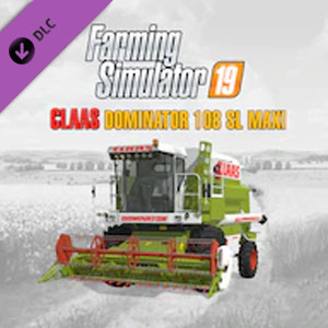 Farming Simulator 19 CLAAS DOMINATOR 108 SL MAXI