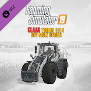 Farming Simulator 19 CLAAS TORION 1914 Dev Mule