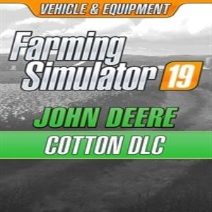 Farming Simulator 19 John Deere Cotton DLC