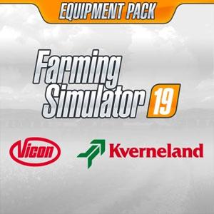 Farming Simulator 19 Kverneland & Vicon Equipment Pack