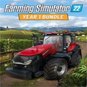 Farming Simulator 22 YEAR 1 Bundle