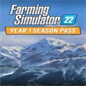 Farming Simulator 22 YEAR 1 Season Pass