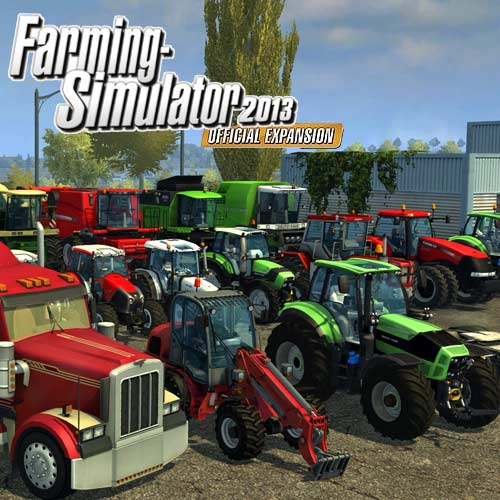 Buy Farming Simulator 2013 Official Expansion CD KEY Compare Prices