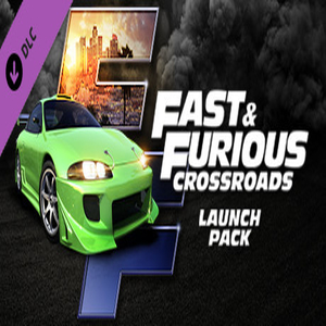 FAST & FURIOUS CROSSROADS Launch Pack