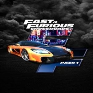 FAST & FURIOUS CROSSROADS Pack 1
