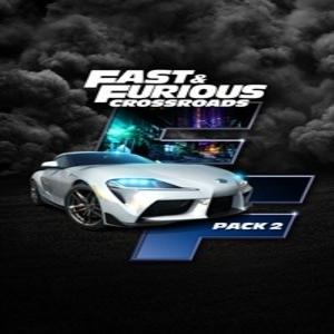 FAST & FURIOUS CROSSROADS Pack 2