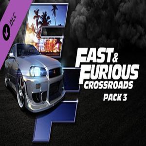 FAST & FURIOUS CROSSROADS Pack 3