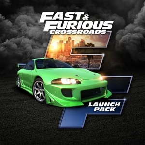 FAST and FURIOUS CROSSROADS Launch Pack