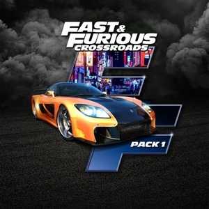 FAST and FURIOUS CROSSROADS Pack 1