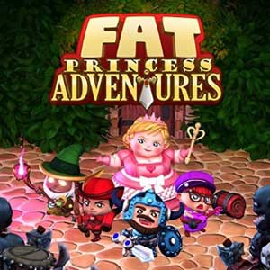 Buy Fat Princess Adventures PS4 Game Code Compare Prices