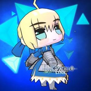 Fate/EXTELLA LINK Li'l Artoria
