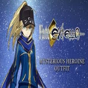 Fate EXTELLA Mysterious Heroine Outfit