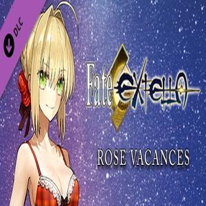 Fate/EXTELLA Rose Vacances
