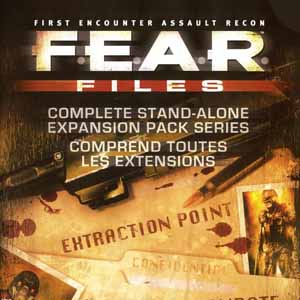 Buy FEAR Files Xbox 360 Code Compare Prices