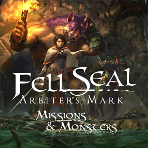 Fell Seal Arbiter's Mark Missions and Monsters