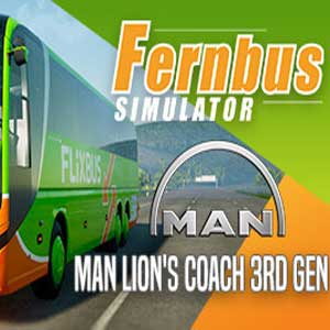 Fernbus Simulator MAN Lion's Coach 3rd Gen