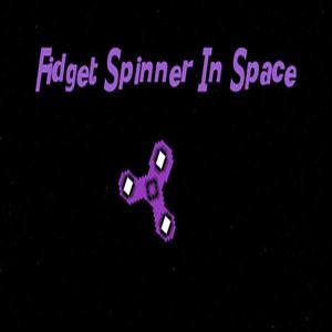 Fidget Spinner In Space