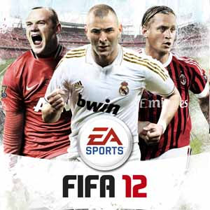 Buy FIFA 12 Xbox 360 Code Compare Prices